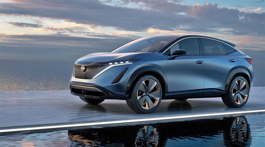 Latest Nissan Electric Car Revealed In Patent Filing – Looks Classic & Sleek